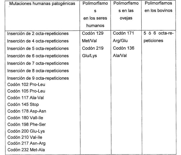 DIAGNOSTICO PRECOZ DE ENFERMEDADES CONFORMACIONALES.