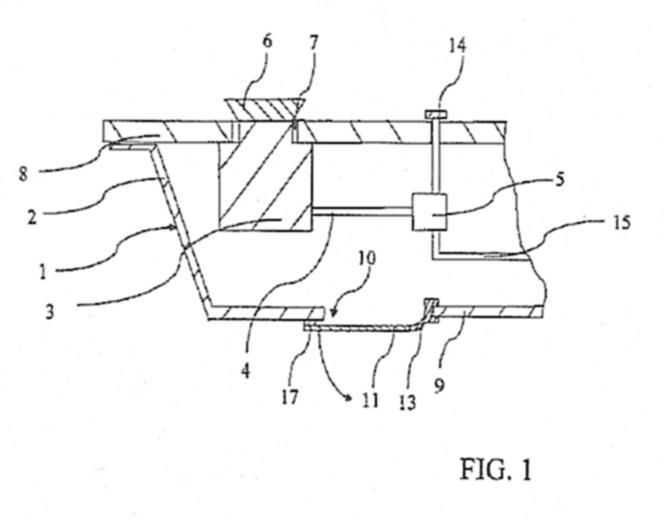 Leon garcia jose 18 inventos patentes dise os y o modelos for Cocina de gas de dos fuegos