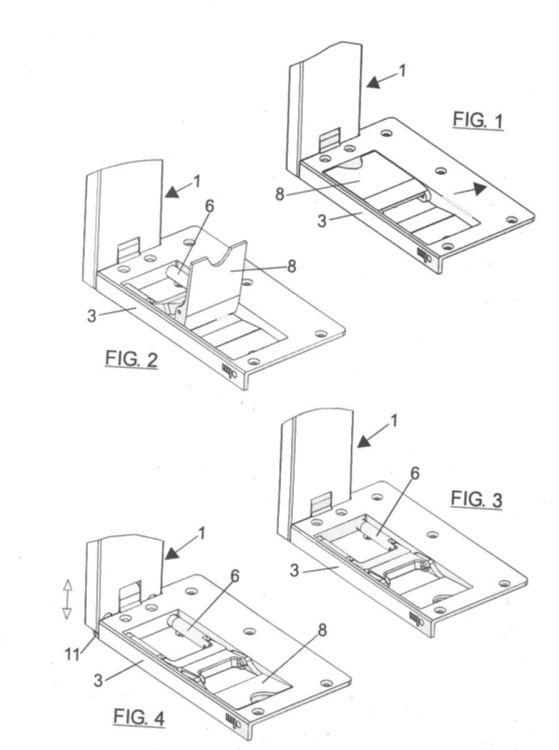 Mecanismo de pata abatible para muebles - Mecanismo para camas abatibles ...