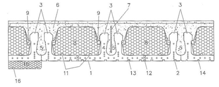 Abad huber cesar 11 inventos patentes dise os y o modelos - Fachada hormigon in situ ...