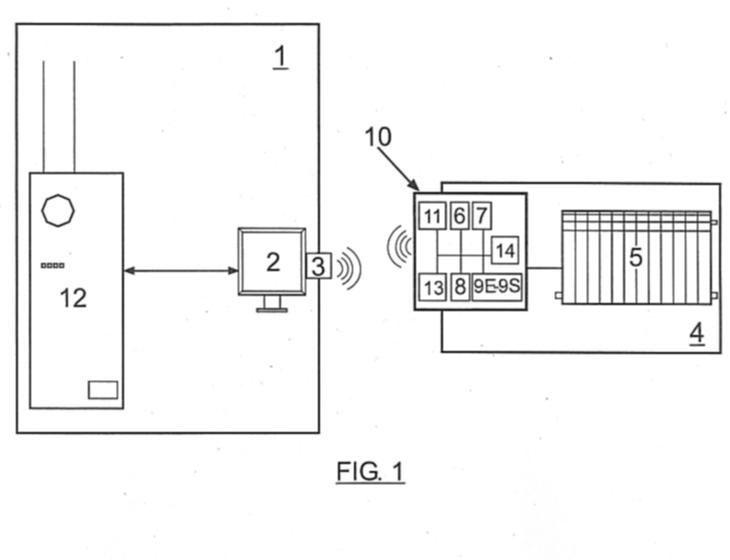 Sistema de ahorro de calefaccion en edificios con calefaccion central - Sistema de calefaccion central ...