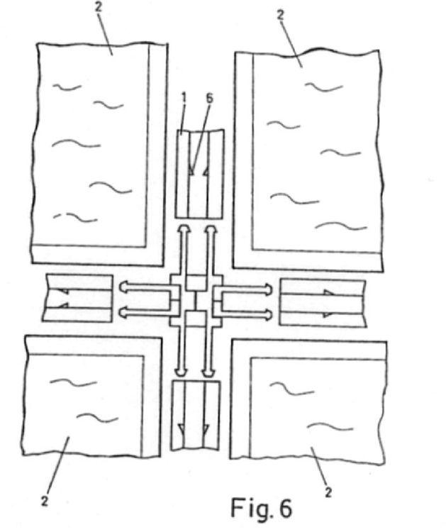 Dispositivo para el montaje de ladrillos de vidrio - Como colocar ladrillos de vidrio ...