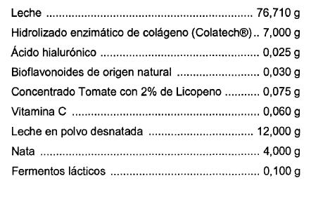 Composicion que comprende hidrolizado de colageno y acido hialuronico para la mejora de - Alimentos con colageno hidrolizado ...