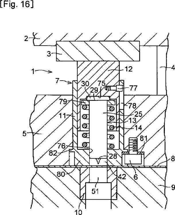 Punzon para chapa metalica delgada y dispositivo de punzon - Muebles de chapa metalica ...