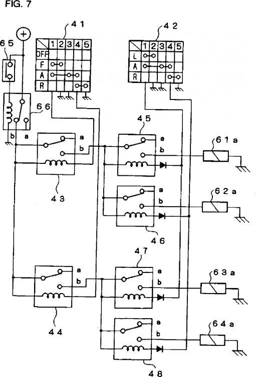 Circuito Hidraulico : Circuito hidraulico de un camion trabajo patentados