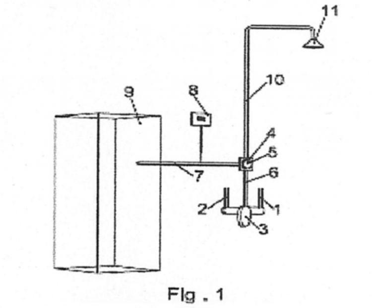 Sistema de ahorro de agua para el grifo de la ducha - Grifo de la ducha ...