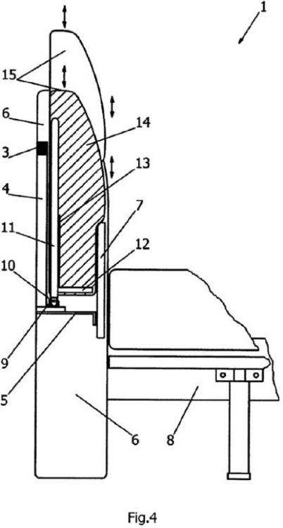 Cabezal de cama con estructuras deslizantes para elevar - Estructuras de camas ...