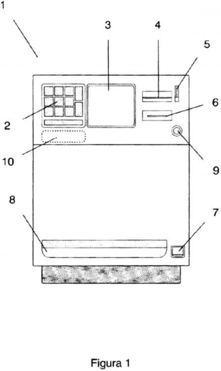 Maquina de autoventa para habitacion de hotel for Descripcion de una habitacion de hotel