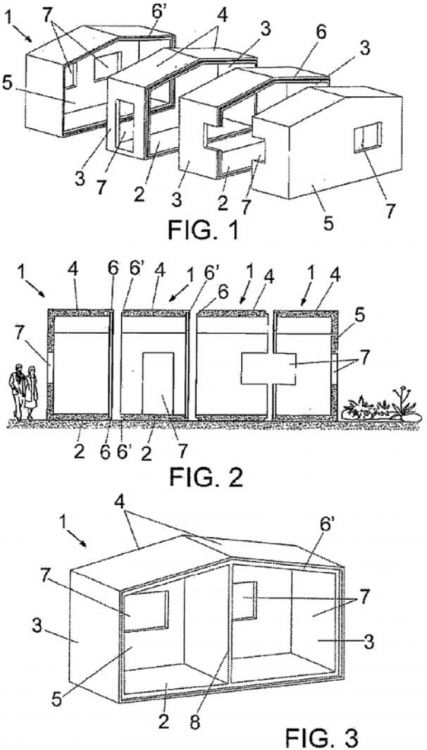 Modulo prefabricado de hormigon para construccion de - Modulos prefabricados para viviendas ...