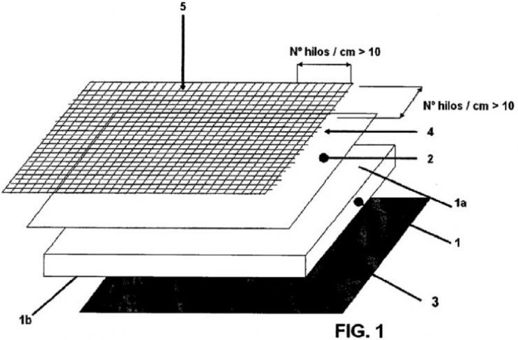 Panel de lana mineral aislante acustico termico for Panel aislante termico