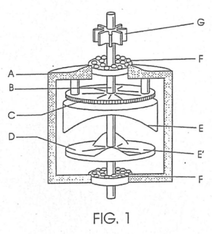 Resultado de imagen de Motor magnético