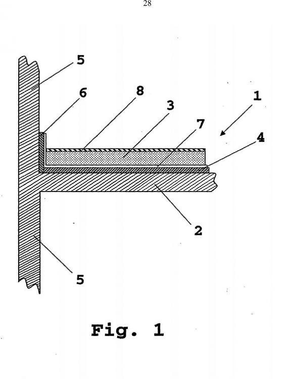 Procedimiento para fabricar un suelo de soporte de carga for Tirelli porte milano
