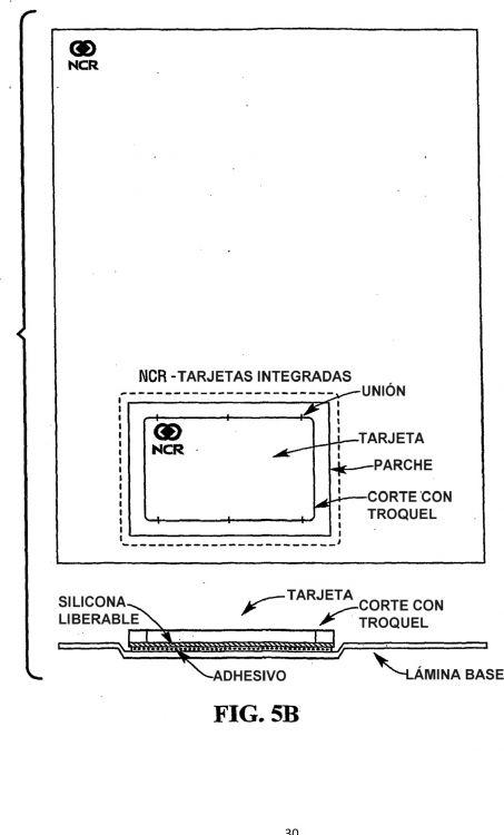 ELEMENTO DE IMAGEN TÉRMICA DIRECTA DE DOS CAPAS, DE DOBLE CARA.