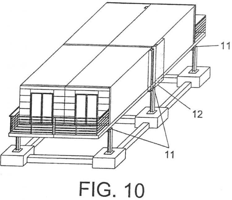 Modulo semirresistente prefabricado para construccion y - Modulos prefabricados para viviendas ...