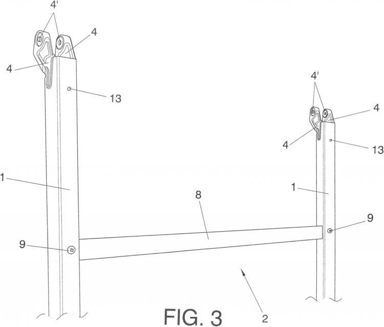 Procedimiento de fabricacion de un soporte de patas para - Patas de somieres ...