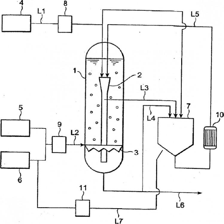 MÉTODO PARA PRODUCIR HIDRÓGENO-CARBONATO DE METAL ALCALINO.