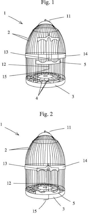 Jaula mejorada para perdices 14 de junio de 2011 for Jaulas flotantes para piscicultura