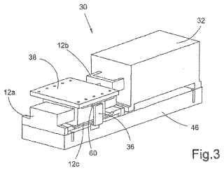 Sistema de calibración de sensor de movimiento dinámico y procedimiento para calibrar un sensor de movimiento dinámico.