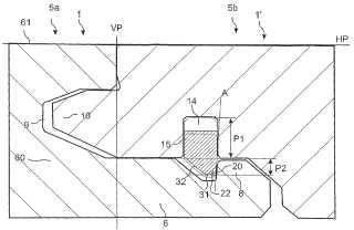 Sistema de solado que comprende tablas de suelo mecánicamente conectables.