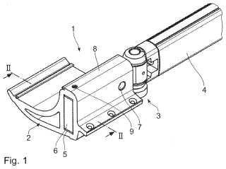 Disposici n para ajustar la inclinaci n de los brazos for Reparar brazo articulado de toldo