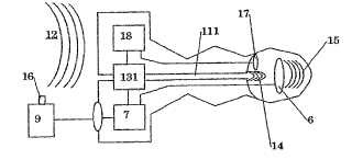 Auricular para inserción en un conducto auditivo.