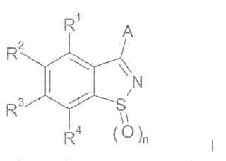 Compuestos de 3-amino-1,2-bencisotiazol para combatir plagas animales II.