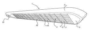 Barco con cámaras de aire para reducir la resistencia entre el casco y el agua.