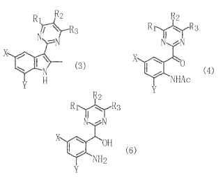 Proceso para la producción de un compuesto de anilina sustituido.