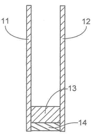 Unidad de vidrio aislante con un dispositivo eléctronico y procedimiento para su producción.