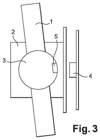 Dispositivo de detección de la posición de una palanca de mando de caja de cambio de velocidades de un vehículo automóvil.