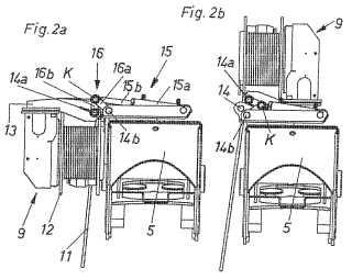 Mecanismo de ajuste para un torno de cable.