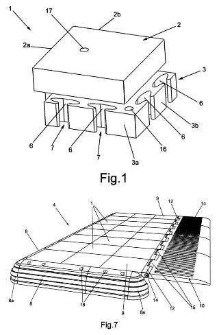 Pavimentos hechos con elementos prefabricados especialmente for Estanques artificiales o prefabricados