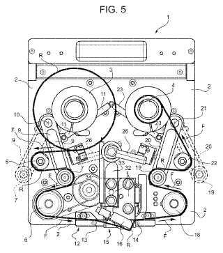Máquina para imprimir imágenes sobre artículos.