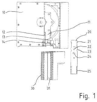 Sistema de fijaci n para una caja de persiana arrollable for Partes de una persiana