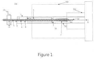 Sistema de manipulación de materiales para mover polvo de silicio.