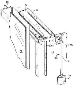 Puerta corredera mecanismo materiales para la renovaci n - Mecanismo puerta garaje ...
