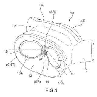 Dispositivo de uso manual para el tratamiento de tejido humano con ultrasonidos.