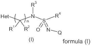 Compuestos de sulfoximinamida para combatir plagas animales.