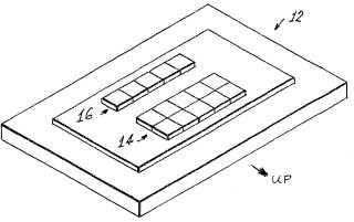 Sistema de faro delantero de LED.