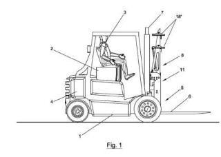 Carretilla Elevadora 27 7 De Mayo De 2012 Patentadoscom