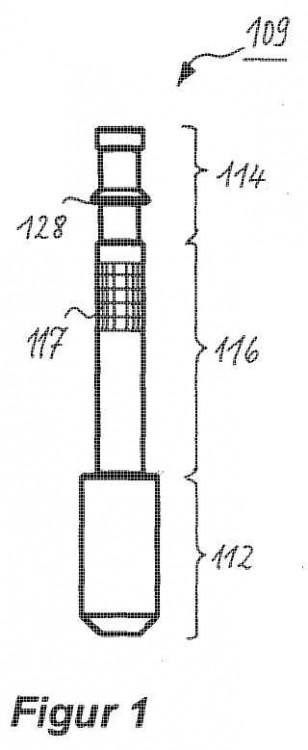 Procedimiento de fabricación de una clavija de enchufe eléctrica.