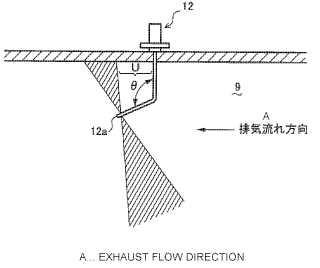 Sistema de purificación de emisiones de escape.
