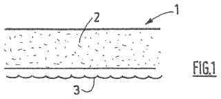 Pantalla de protección térmica y acústica de un componente de un vehículo.