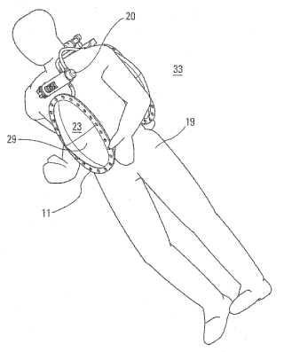 Dispositivo de flotabilidad ajustable.