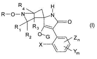 Derivados de pirrolidindiona espiroheterocíclicos útiles como plaguicidas.