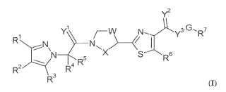 Ésteres y tioésteres de ácido tiazol-4-carboxílico como agentes fitoprotectores.