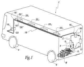 Dispositivo de acondicionamiento de aire para un vehículo de transporte y vehículo de transporte correspondiente.