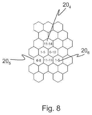 Procedimiento para la asignación dinámica de recursos a una pluralidad de células de una red celular.