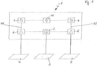 Procedimiento y dispositivo detector de objetos metálicos.