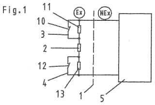 Dispositivo para el control electrónico del motor de una bomba centrífuga.